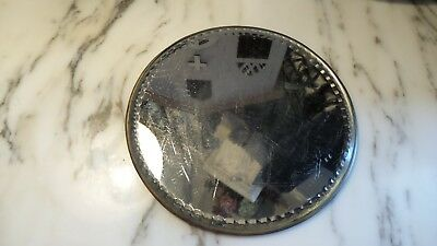 Vintage Bevelled Edged Plateau Mirror * Shabby Chic * French Cottage