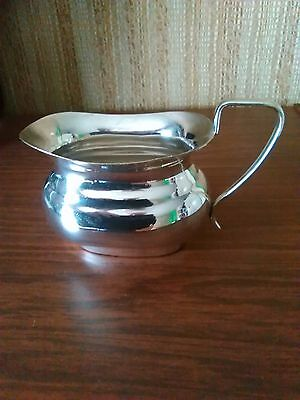 Silver Plated Cream Bowl by Viners of Sheffield