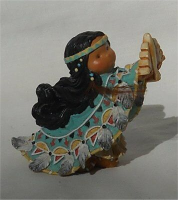 1996 Enesco Friends of the Feather One Who Lifts Spirits