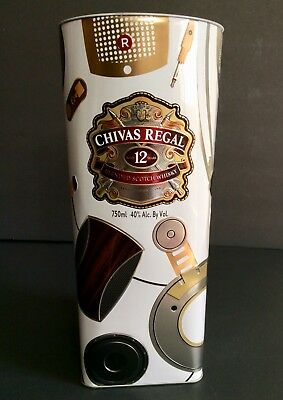 CHIVAS REGAL Empty Box GENEROSITY: AMPLIFIED Limited Edition Blended Whisky 12