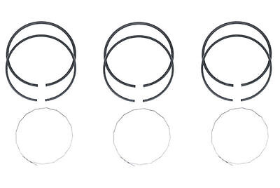Kawasaki S3 KH400 57mm Standard Piston Rings 3 Rings Set Include CI-KH400PR