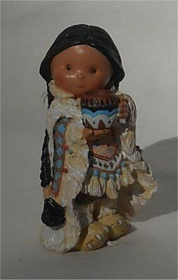 1996 Enesco Friends of the Feather Little Bearing Gifts