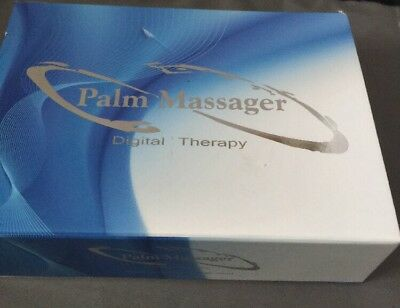 Palm Massager 1 Digital Therapy Back Muscle Joint Pain Relief
