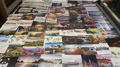 Clearance Job lot A4 PVC Banner prints Assorted images QTY over 100