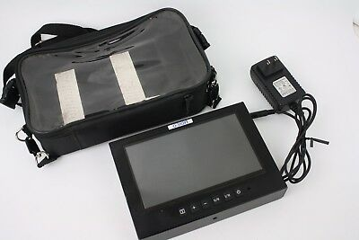 Orion TM7 Color Service TFT LCD Test Monitor CCTV Cameras 1440 x 234 Resolution