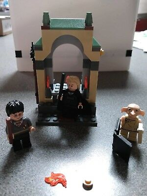 Lego Harry Potter 4736 Freeing Dobby Preowned COMPLETE set with box