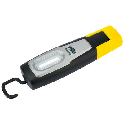 Draper Compact inspection lamp with rechargeable 2w cob led
