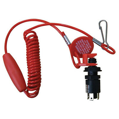 Cut Out / Kill Switch Emergency Shut Off Seadoo PWC Jet Ski Boat
