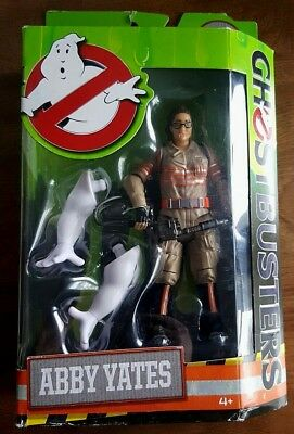 Ghostbusters Abby Yates Action Figure Toy With Rowan Arm New