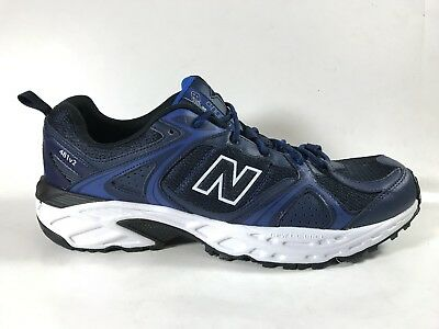 WORN ONCE New Balance 481v2 Men's Sz 14 Blue Athletic Trail Running Hiking Shoes