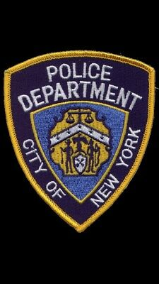 New York City Police Department Patch NYPD