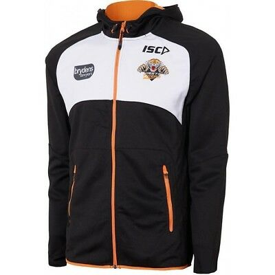 Wests Tigers 2017 NRL Mens Workout Hoody Sizes S-5XL BNWT