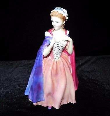 Royal Doulton BESS LADY FIGURINE HN 2003 Made in England