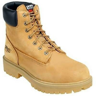 Timberland PRO Work Boots 65030 Men's Waterproof Insulated Work Boots Size 9