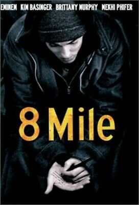 8 Mile (Widescreen Edition) DVD