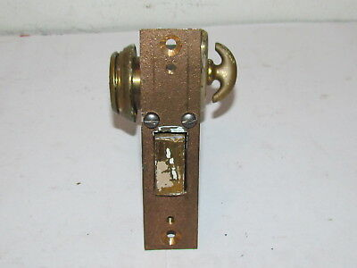 Vintage Antique Sargent Entry Door Mortise With Lock Cylinder #5