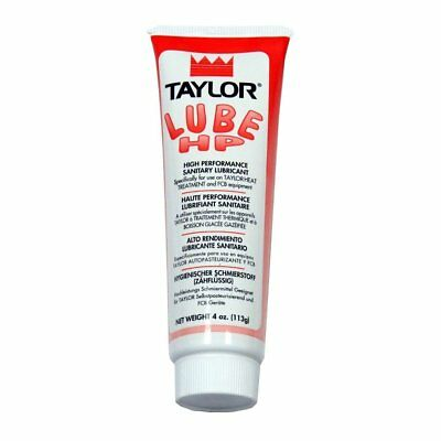 Taylor 48232 Red Tube Soft-Serve Lubricant HP Lube