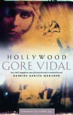 Hollywood Number 5 in series by Gore Vidal 9780349105260 (Paperback, 1994)