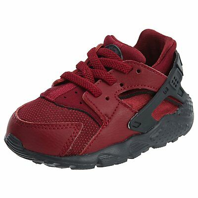 bd46fec3f291d NIKE TODDLERS HUARACHE Run Shoes Noble Red  Anthracite 704950-603 ...
