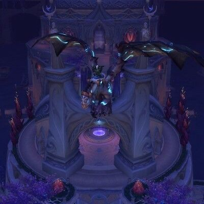 WOW Reittier | Mount Drache des Nordwinds - Drake of the North Wind