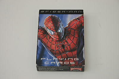 Spider-man Bicycle Playing Cards, GUC