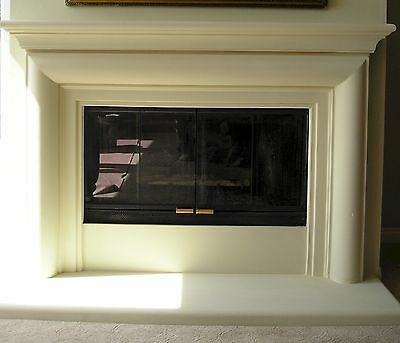 Sonoma Model Cast Stone Fireplace Surround