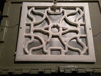 Antique cast iron Style Heating Vent / Grate -  Architectural Salvage