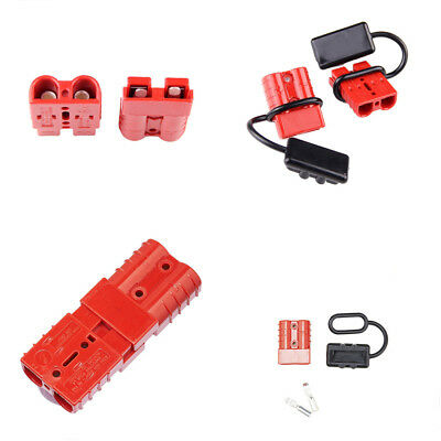 4Pcs Battery Quick Connect Disconnect Tool Winch Electrical Wire Harness Kit