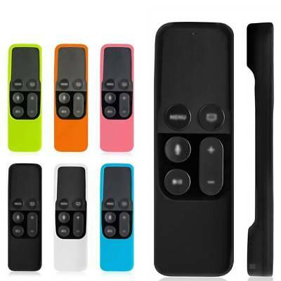 Remote Controller Case Silicone Protective Skin Covers For Apple TV 4th Gen Siri