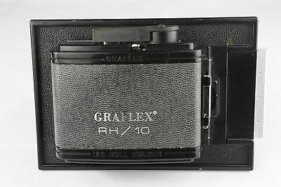 Graflex 120 Roll film back - 6x7 mittelformat medium format holder