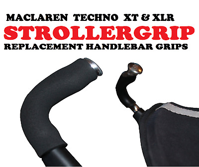 Maclaren Techno Xt Handle Buggy Foam Grips Replacement/stroller Grips/free Post