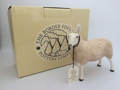Border Fine Arts Pottery Company Border Leicester Ewe A5240 New And Boxed