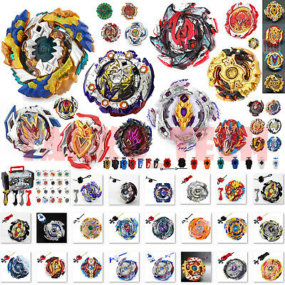 Beyblade Burst Starter Pack w/ Launcher child Hot battle toy NEW Xmas Gifts