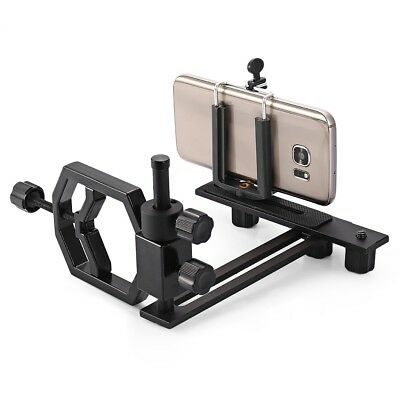 Telescope Monocular Digital Camera Phone Holder Bracket Support Mount Scopes