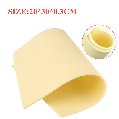 High Quality Thick Tattoo Practice Skin Blank Silicone Double Sides Supply A4