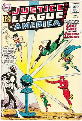 Justice League of America No. 12 June 1962