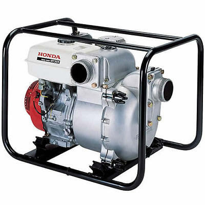 "Honda WT30XK4A PLUS FREE GIFT 3"" Heavy Duty Trash Pump (Authorized Dealer)"