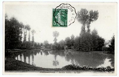 (S-31880) France - 36 - Chateauroux Cpa