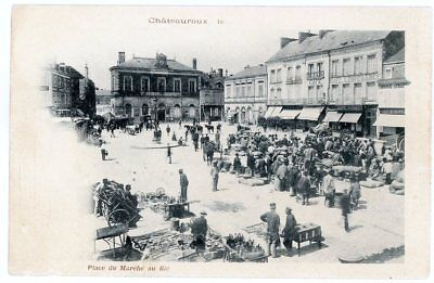 (S-51600) France - 36 - Chateauroux Cpa
