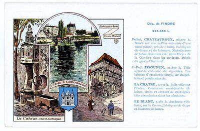 (S-53267) France - 36 - Chateauroux Cpa
