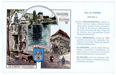 (S-53281) France - 36 - Chateauroux Cpa