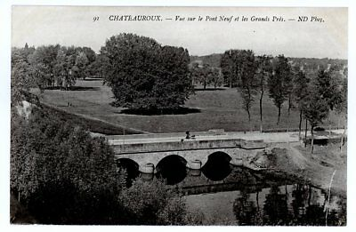 (S-53285) FRANCE - 36 - CHATEAUROUX CPA      N.D.  ed.