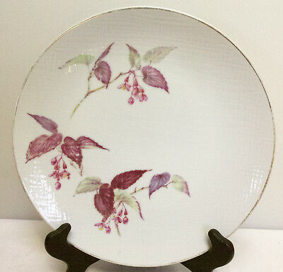 "Fuji China Of Japan, 10"" Dinner Plate, Rexonia Pattern"