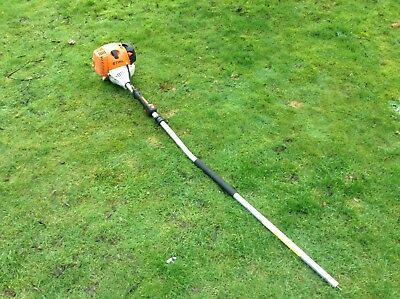 Stihl HL 95 K Long Reach Hedge Cutter Engine 4 Mix Like KM 130 Etc