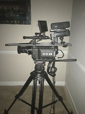 RED One MX Camera w/ PL mount! 45mm Lens included! Tripod and monitor not