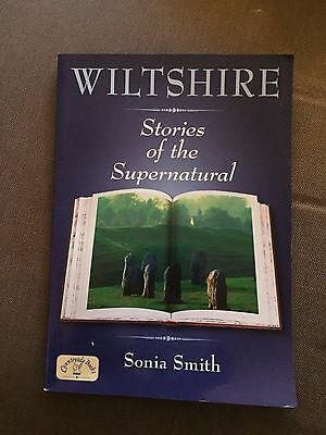 "2007 ""wiltshire Stories Of The Supernatural"" Paperback Book"