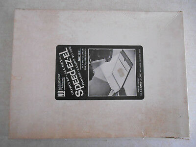 NEW SPEED-EZ-EL EASEL BY A J GANZ, IN BOX, (Size 11 x 14)