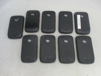 Lot Of 9 Fair Verizon & Us Cellular Blackberry Curve 9330 Rcl22Cw Qwerty Keypad
