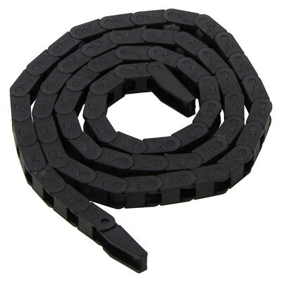 Machine Tool 7 x 7mm Cable Carrier Drag Chain Nested N9M2