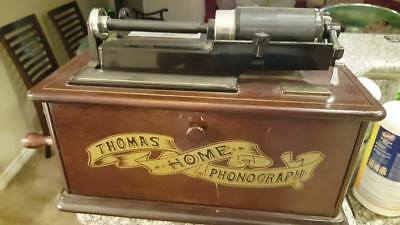 Vintage Thomas Home Phonograph Collectors Edition Radio 1902 ,G